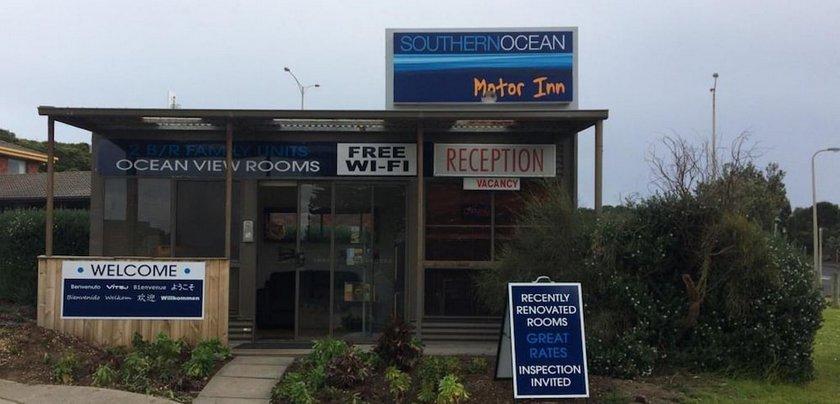 Photo: Southern Ocean Motor Inn