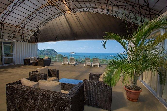 El Faro Containers Beach Hotel