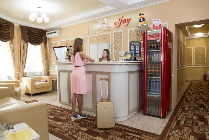 Отель Joy