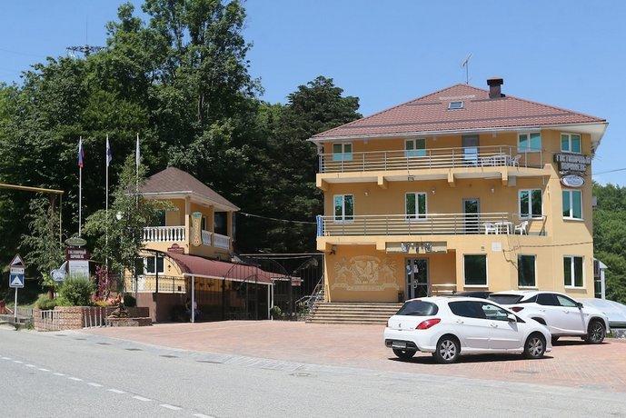 Отель Гранд Каньон