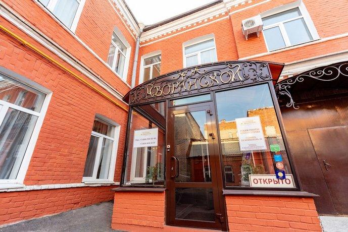 Отель На Дворянской