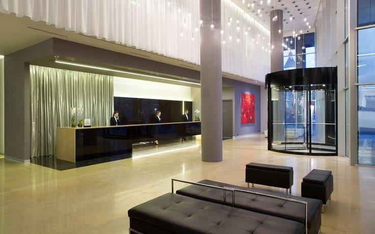 Отель DoubleTree by Hilton Екатеринбург