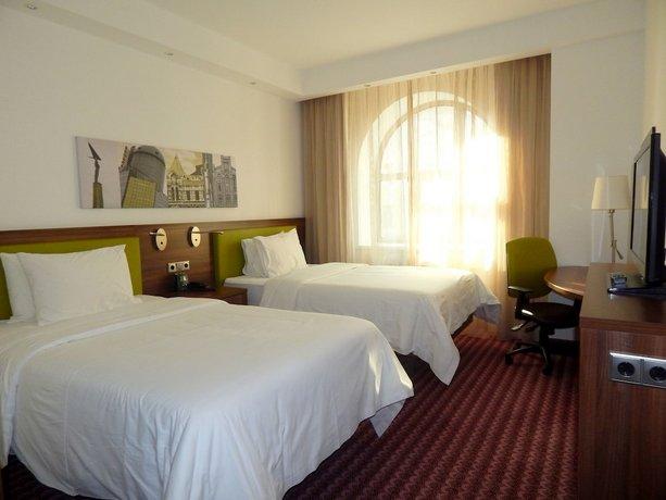 Отель Hampton by Hilton Samara