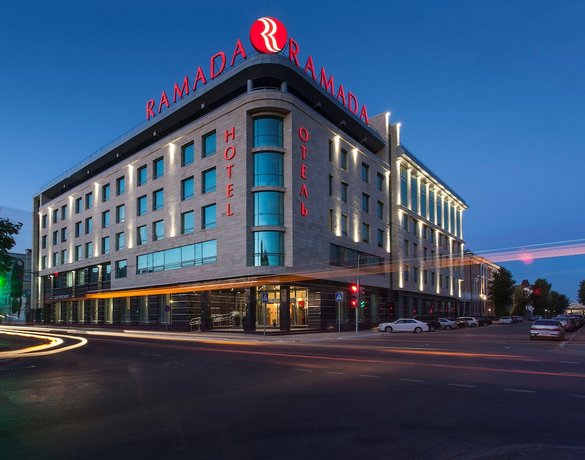 Отель Ramada Kazan City Centre
