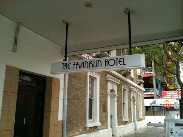 Photo: The Franklin Boutique Hotel
