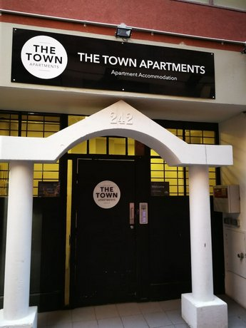 Photo: The Town Apartments