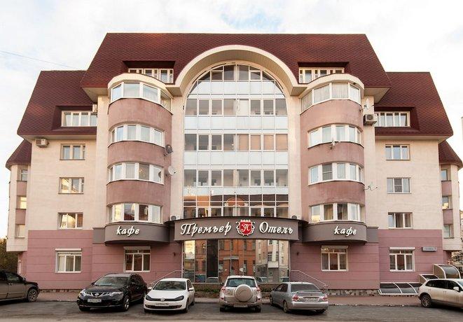 Премьер-Отель by USTA Hotels