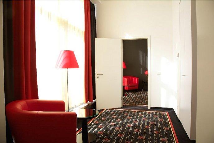 Отель Angelo by Vienna House Ekaterinburg