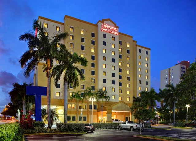 Hampton Inn & Suites Miami Airport South/Blue Lagoon