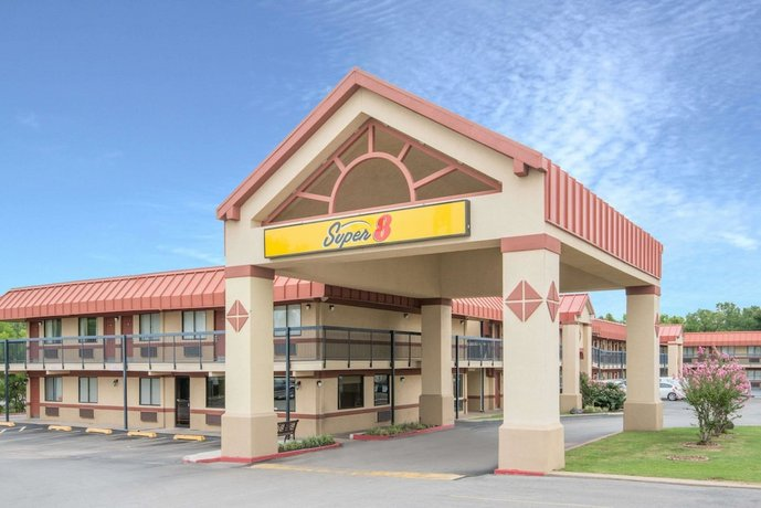 Super 8 by Wyndham Tulsa