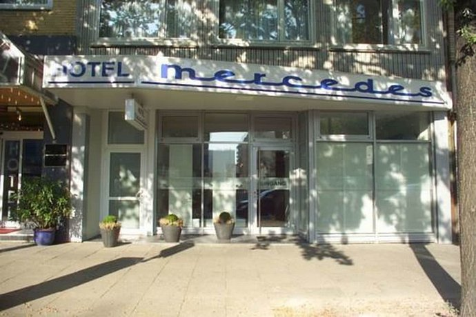 Hotel Mercedes/Centrum