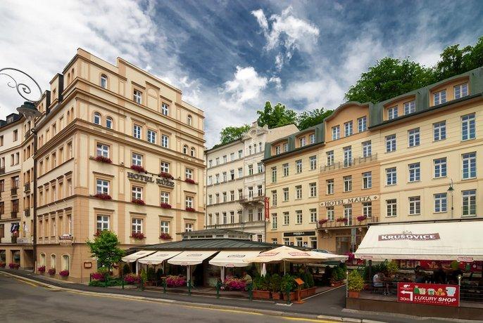 Hotel Ruze Karlovy Vary
