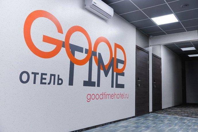 Отель GoodTime