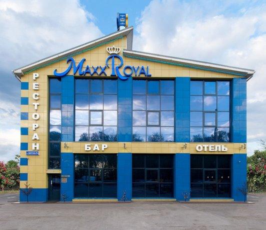 Отель MaxxRoyal