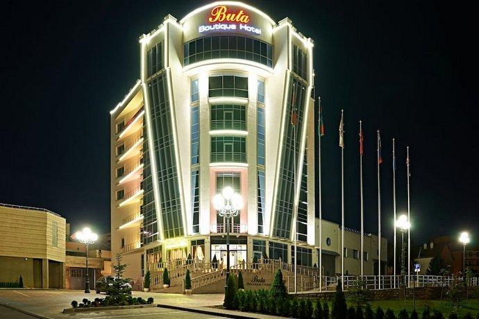 Бутик Отель Buta