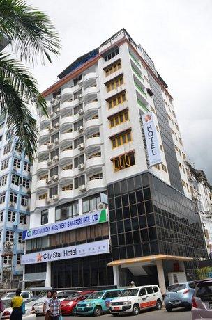 City Star Hotel Yangon