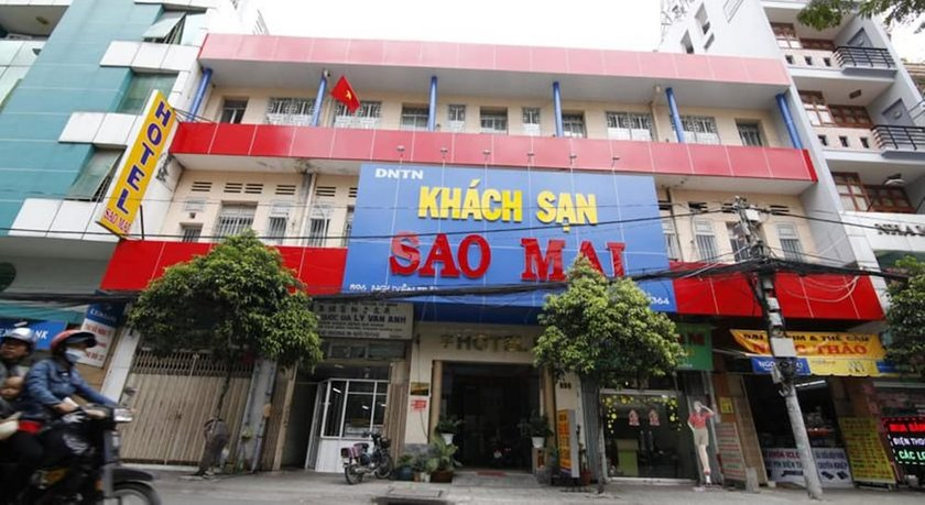Sao Mai Hotel District 5 Ho Chi Minh City