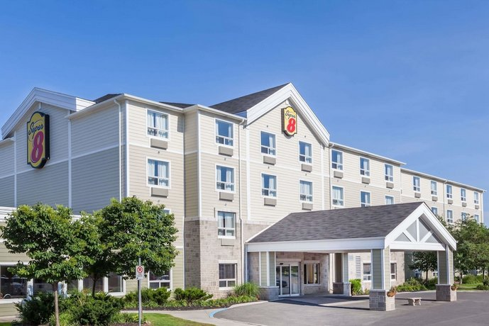 Super 8 by Wyndham Peterborough Hotel Images