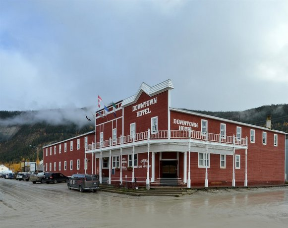 Canada's Best Value Inn - Downtown Hotel Dawson City Images