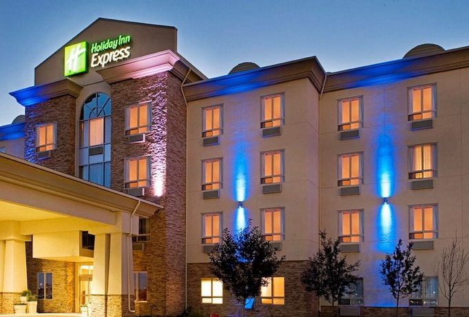Holiday Inn Express Fort St John Images