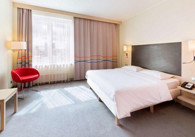 Отель Park Inn by Radisson Новосибирск