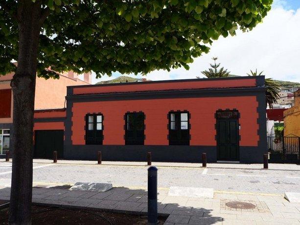 Patio Hostel San Cristobal de La Laguna Images