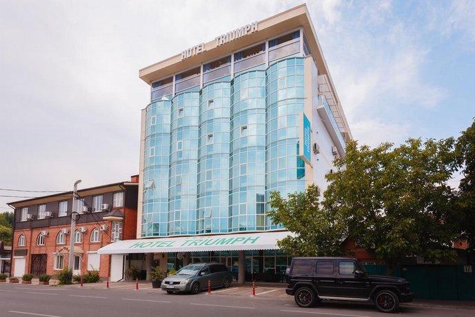 Отель Триумф