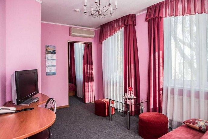 Отель на Ильинке