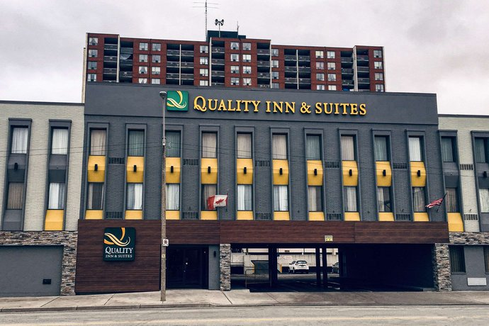 Quality Inn & Suites Downtown Windsor Images
