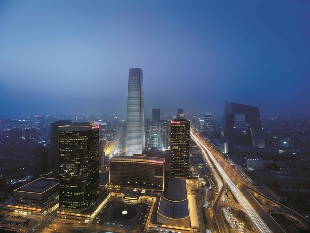 Shangri-La China World Summit Wing Beijing