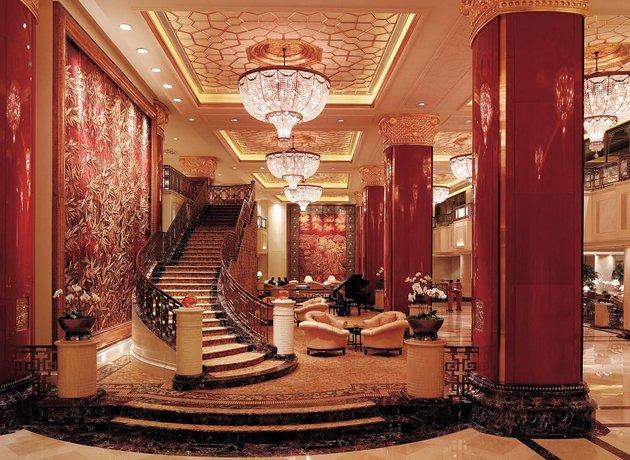 Shangri-La's China World Hotel Beijing
