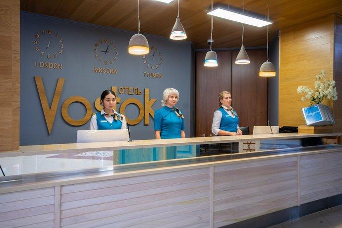 Отель Vostok