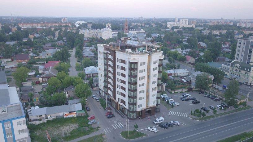 Спа-отель Best Western Русский Манчестер