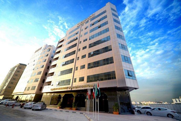 Emirates Stars Hotel Apartments Sharjah 이미지