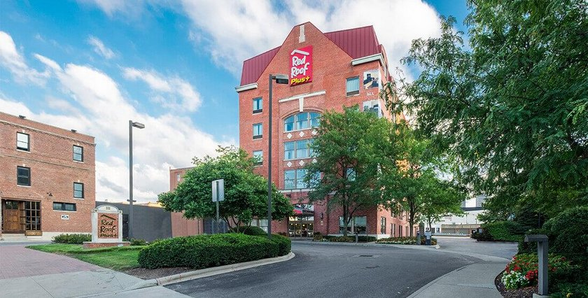 Red Roof Inn PLUS+ Columbus Downtown - Convention Center