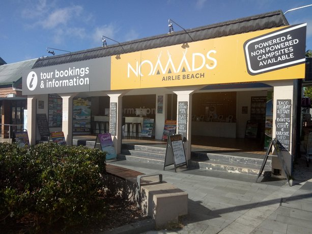 Photo: Nomads Airlie Beach Backpackers