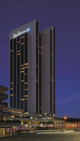 Radisson Blu Hotel, Hamburg