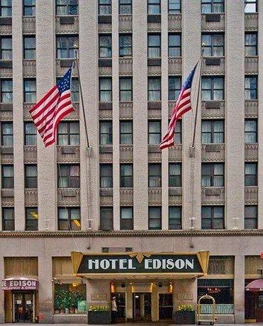 Hotel Edison Times Square
