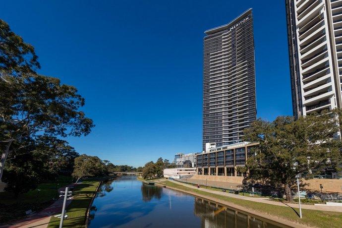 Photo: Meriton Suites Church Street Parramatta