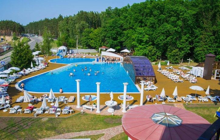 Гостиница Белогорье