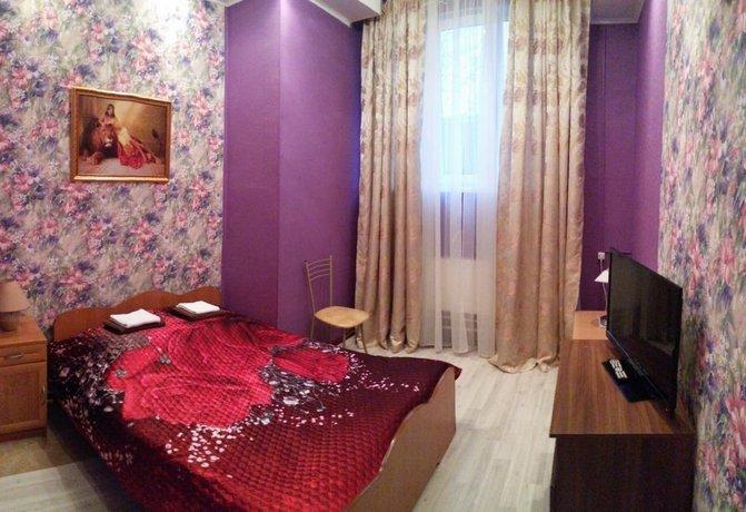 Отель Аксинья