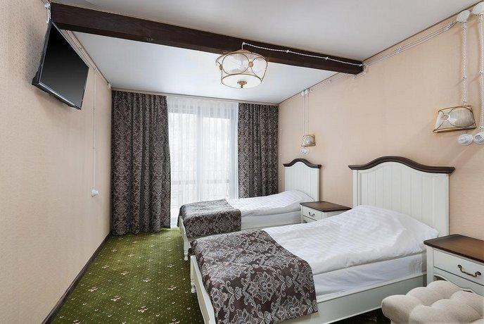 Гостиница Панорама