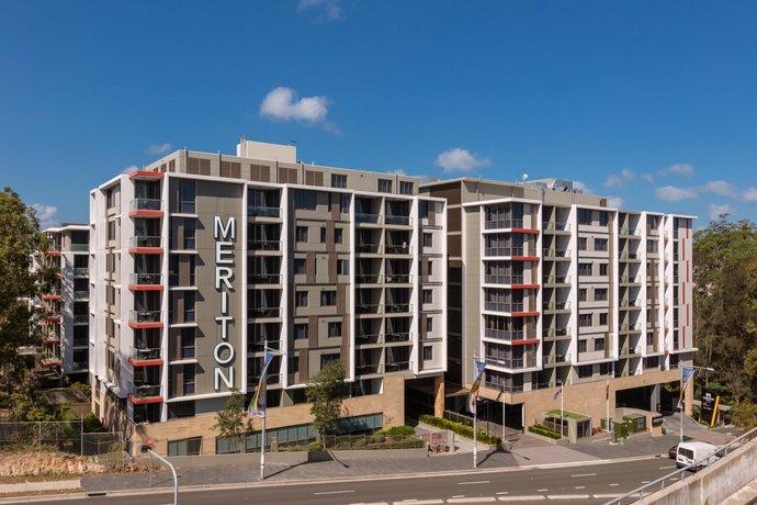 Photo: Meriton Suites North Ryde