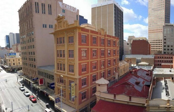 Photo: Adelaide Paringa Motel
