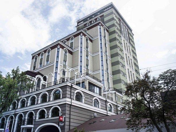 Отель Ibis Kiev City Center