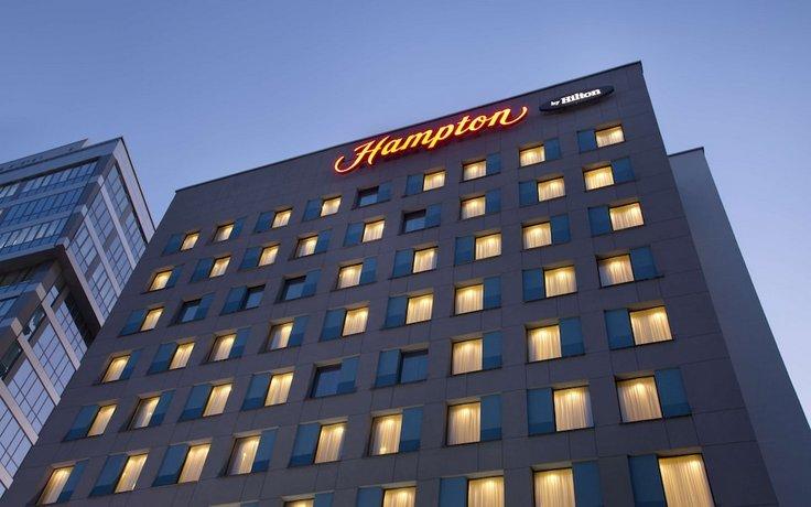 Hampton by Hilton Minsk City Centre
