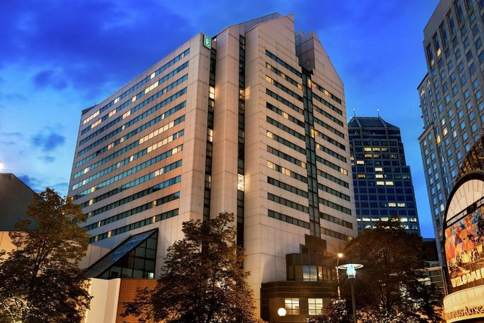 Embassy Suites Indianapolis Downtown