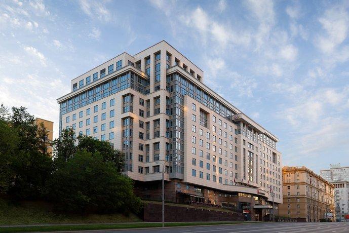 Отель Moscow Marriott Hotel Novy Arbat