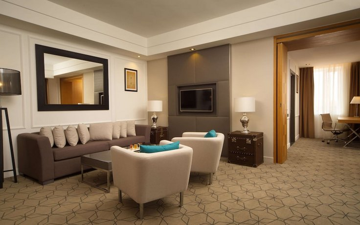 Отель DoubleTree by Hilton Kazan City Center