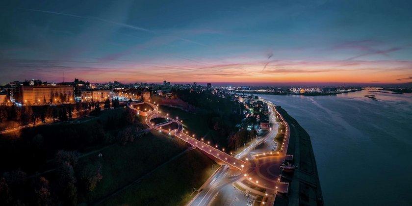 Отель Hampton by Hilton Nizhny Novgorod